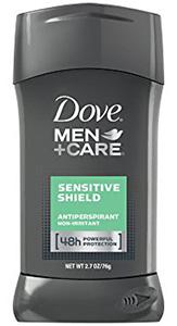 mens deodorant for sensitive skin