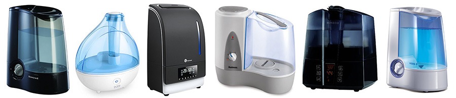 Best Humidifiers For Asthma Relief