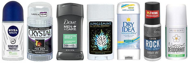 Discover the Best Men's Deodorant for Sensitive Skin